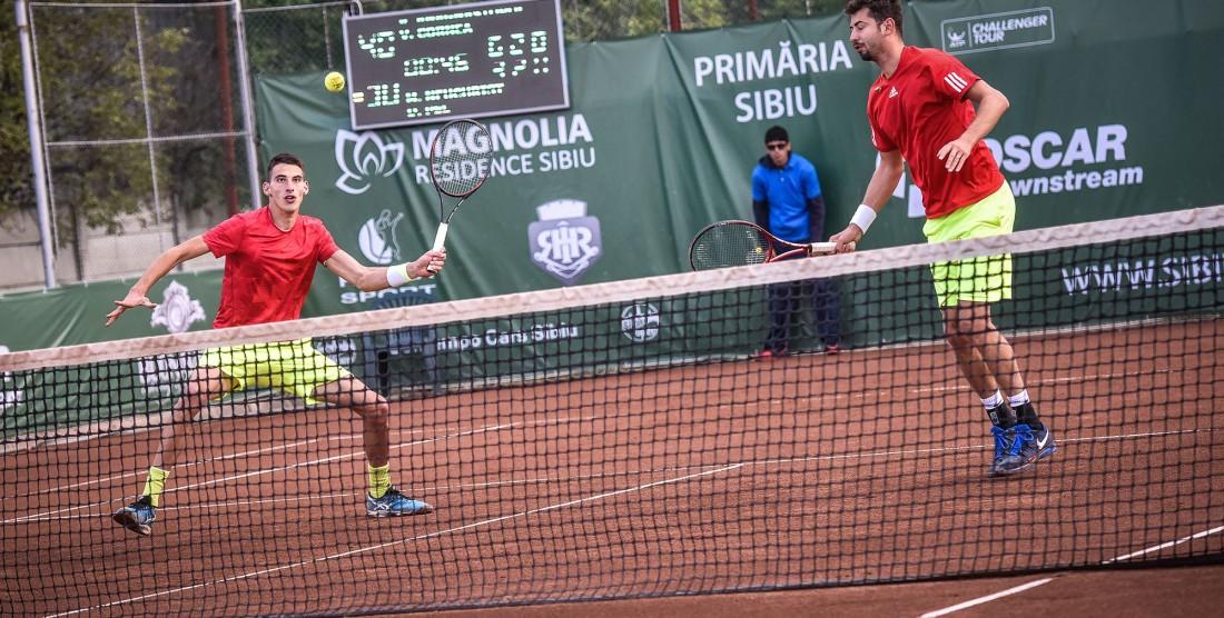 Patru favoriți părăsesc Sibiu Open 2016