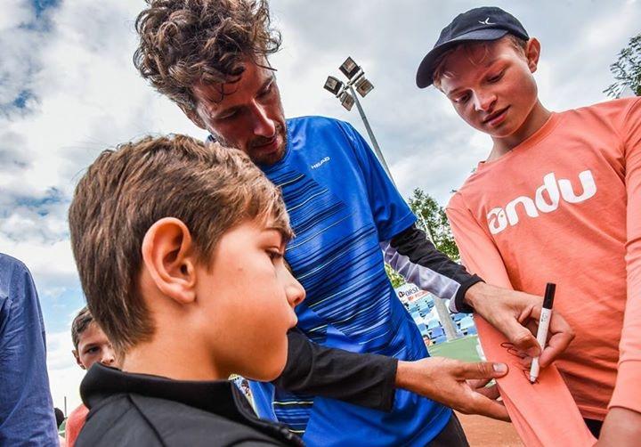 Haase, meci bun impotriva lui Federer