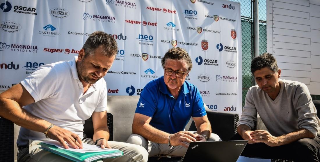 Programul Sibiu Open 2018