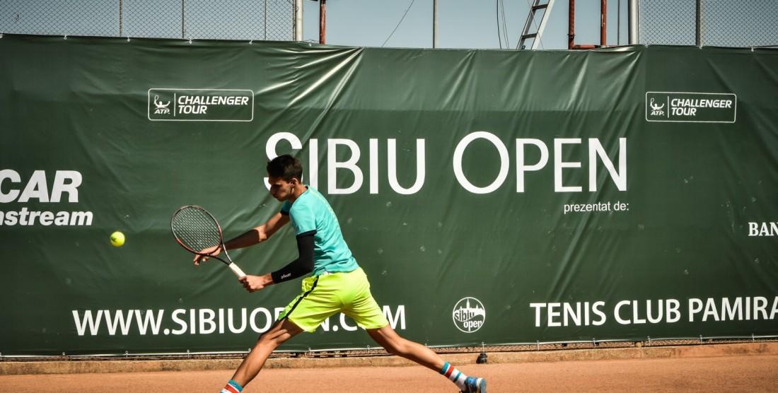 Incep turneele de wild-card la Sibiu Open