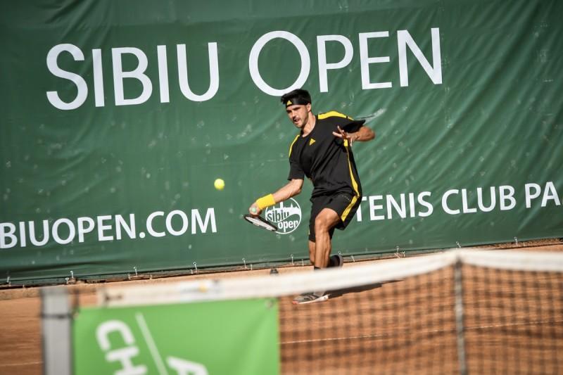 România, reprezentată din nou în semifinalele Sibiu Open