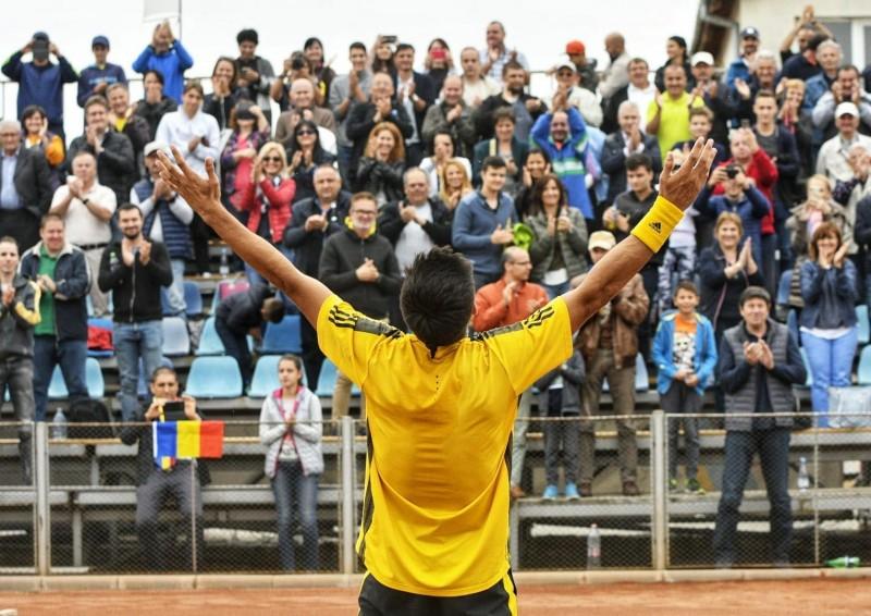 Dragos Dima, marele castigator la Sibiu Open 2018