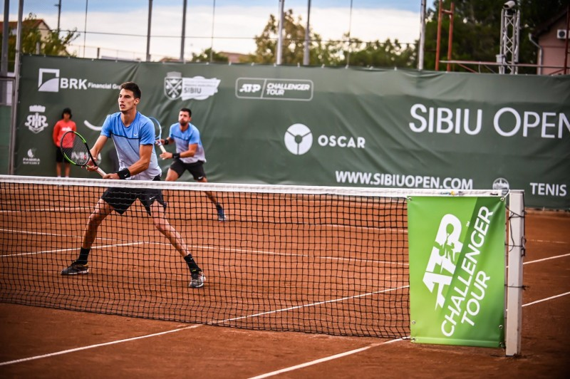 Premiera la Sibiu Open!