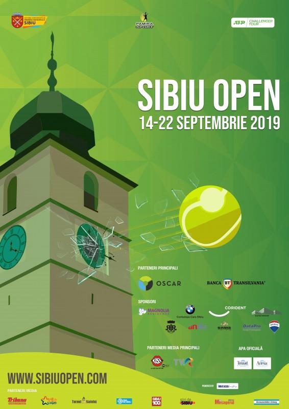Incep turneele de calificari la Sibiu Open