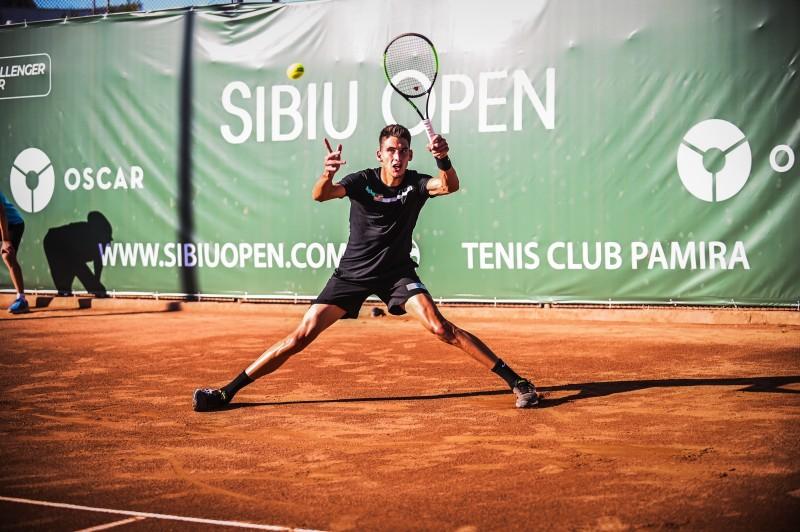 Zi grea pentru jucătorii români la Sibiu Open