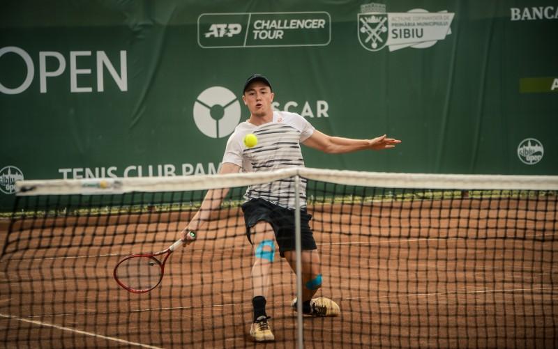 Adrian Bodmer câștigă wild-card-ul pe tabloul principal