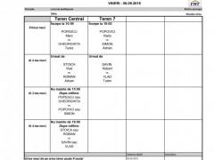 Program Vineri - 06.09