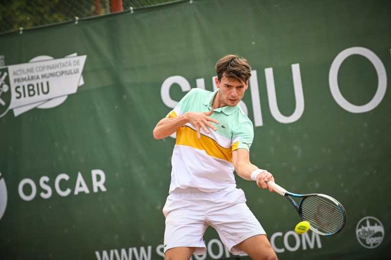 Majoritatea favoriților, în sferturi la Sibiu Open
