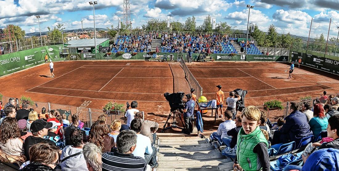 Începe Sibiu Open 2015