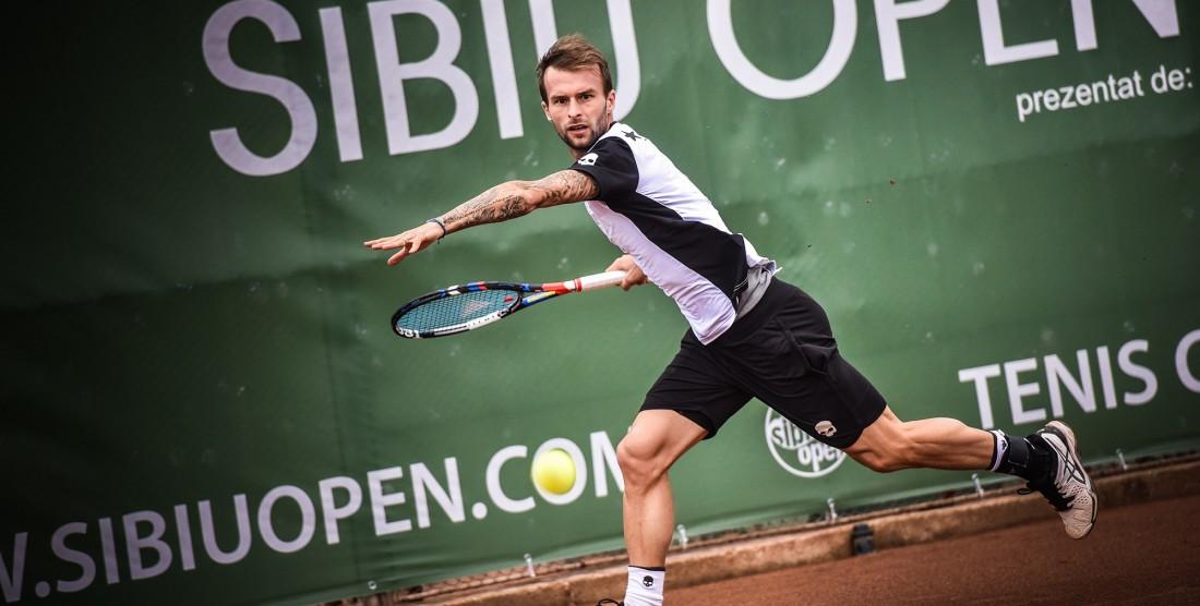 Prima zi la Sibiu Open. Ungur avansează în turul următor