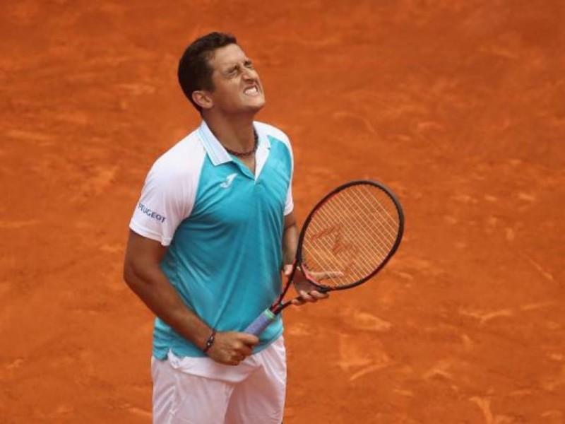 Almagro se accidentează și ratează turneul Sibiu Open