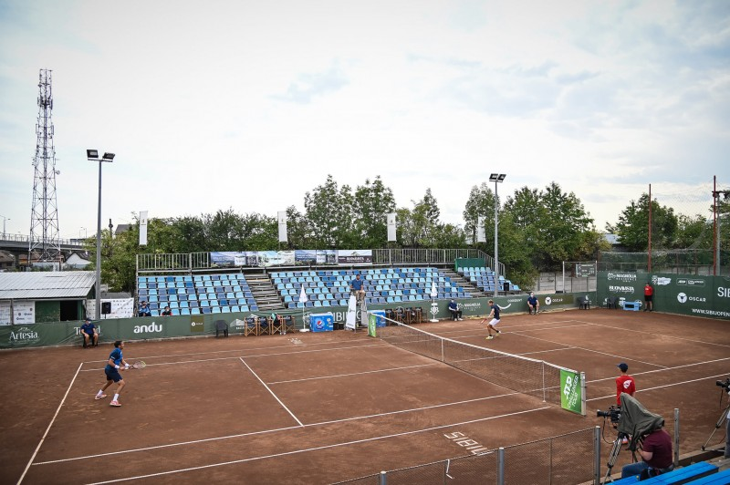 Sibiu Open în faza semifinalelor