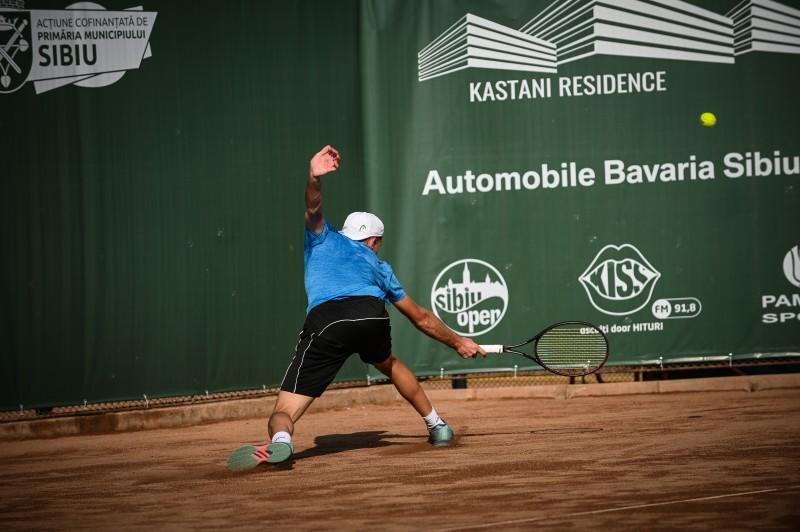 Începe turneul dedicat jucătorilor români