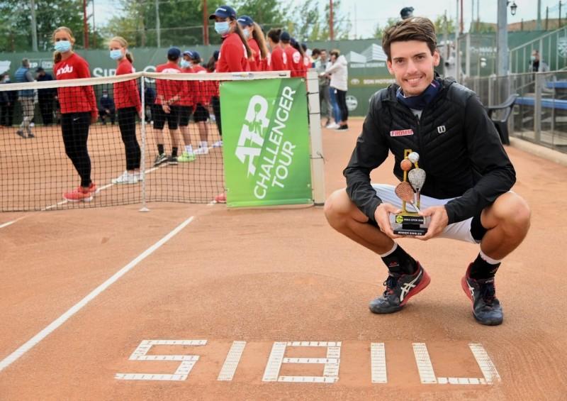 Marc-Andrea Huesler, noul campion de la Sibiu Open